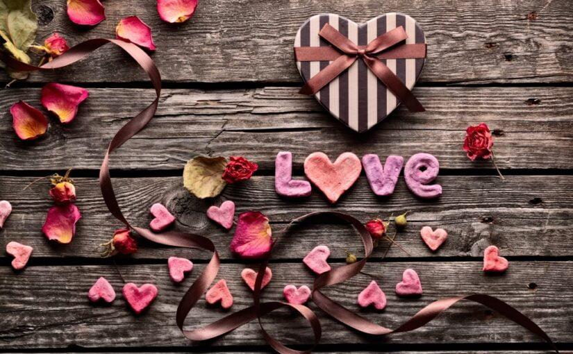Overrask kæresten med en romantisk gave på Valentinsdag